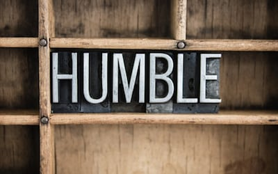 Humble the human ego before the divine