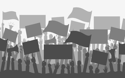 Are you ready to protest?