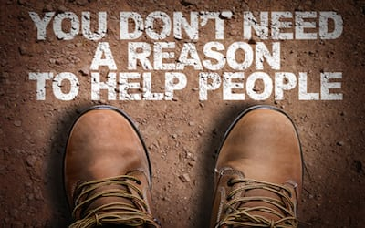 Be ready to help others
