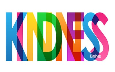 Be a promoter of kindness