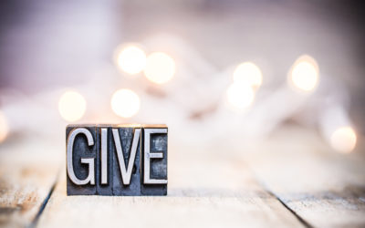 Are you proactive in your giving?