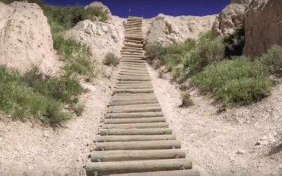 The ladder of spiritual understanding